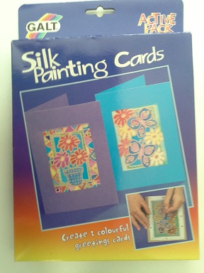 Silk Painting Cards